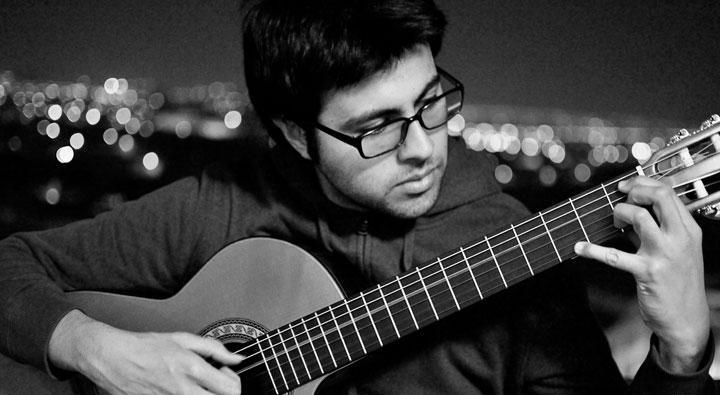 Cristóbal Baeza - Músico Algarrobo