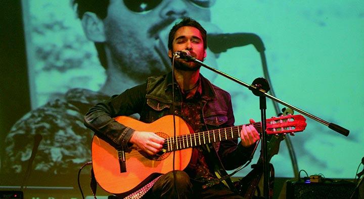 Igore - Músico Algarrobo