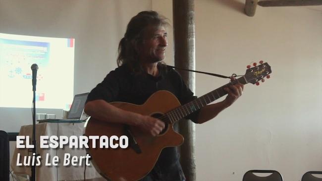El Espartaco – Luis Le Bert