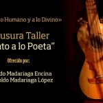 Canto a lo Poeta – Clausura Taller 2014