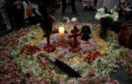 11 de Septiembre 2013 | Sahumerio La Moneda